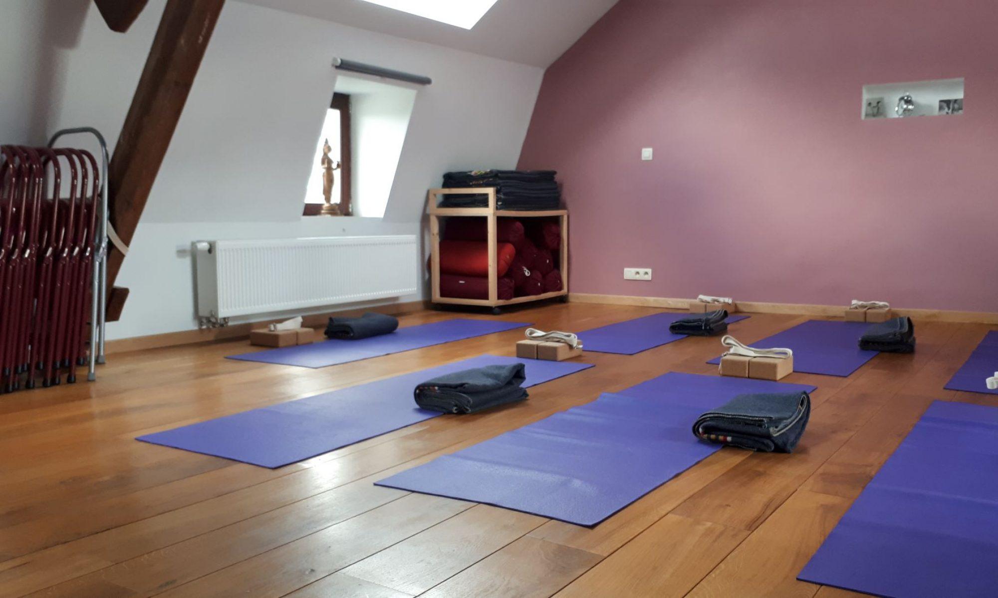 Yoga Brabant Wallon